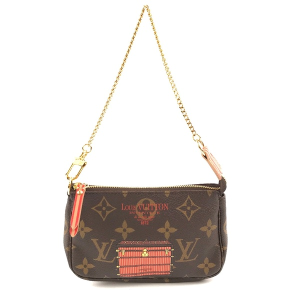 Louis Vuitton Handbags - Pochette  Monogram Canvas Clutch